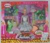 "NEW STYLES Barbiel Doll toy(11"")SM3-1031018"