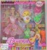 "NEW STYLES Barbiel Doll toy(11"")SM3-1031025"