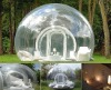 New Inflatable transparent tent