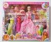New Modern Plastic Small Doll For Girls