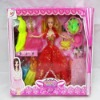 New Style plastic baby doll with cloth,beauty solid doll with 4 models ,Vinyl doll