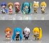 New Vocaloid HATSUNE MIKU Family Figures Rin Len 10 pcs/set Wholesale