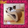 New style Corrugated pet product for scratcher