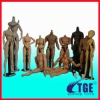Nude Custom Moveable Action Figures