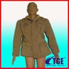 OEM 1/6th Scale Military Action Figure Clothes Military Jacket