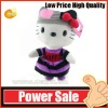 OEM hello kitty soft plush dolls 201202701
