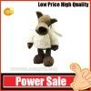 OEM plush gifts cute plush cow 2012022303