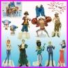 One Piece anime pvc figure