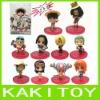 One Piece palstic toy