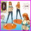 One piece POP Japan MegaHouse anime Nami CUTE PVC action figure
