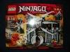 Original LEGO Ninjago Garmadon's Dark Fortress 2505
