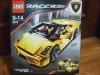 Original LEGO Racers Lamborghini Gallardo LP 560-4 8169