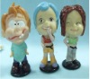 PVC cartoon dolls