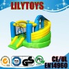 PVC inflatable bouncer for kids/inflatable toys/inflatable outdoor product