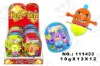Peg-top Candy Toys(111433)