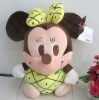 Pineapple Plush Mickey Mouse on Hotsale Staffed Cartoon Toy