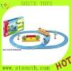 Plasitc tomas railway car