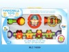 Plastic Baby Rattle Bell MLC116089