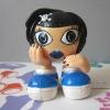 Plastic Cartoon Character Toy