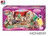 Plastic Doll House Furniture HC148591