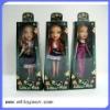 Plastic Fashion Doll