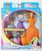Plastic Mini Girl Series Doll Toy