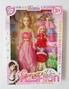 Plastic New Fashion Doll Toy For Girls