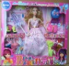 Plastic   Toy    Baby    Doll    Beauty    Girl