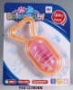 Plastic baby rattle baby hand bell toy