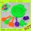 Plastic beach towel toy