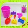 Plastic beach toy
