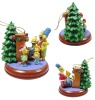 Plastic christmas toy