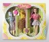 Plastic fashion toys