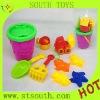 Plastic sand beach toy