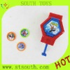 Plastic watch launcher toy