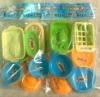 Play house toys plastic dinnerware sets FN46056604