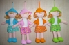 Plush Doll,stuffed doll,fabric doll -08249