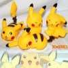 Pokemon Pikachu pvc action figure set(4 pieces)