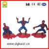 Popular different style spiderman figurine