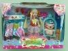 Princess Fashion Girl Mini Doll Toy