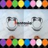 Printed Flying Flashing LED Light Balloons