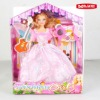 Promotion toy beautiful 11.5 inch doll