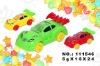 Pull Back Racing Car Candy Toys(111546)