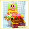 Pull Line Flash Rabbit Sweet Toy(Sweet Candy Toy)