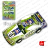 Pull back racing car -3Dpuzzle