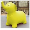 Pvc inflatable elephant toys for kids