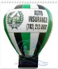 Qi Ling 2011 inflatable ground balloon for events