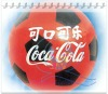 {Qi Ling}2011hot inflatable football for promotion