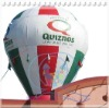 {Qi Ling}inflatable ground balloon for event