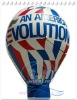 Qi Ling popular inflatable ground balloon for activities